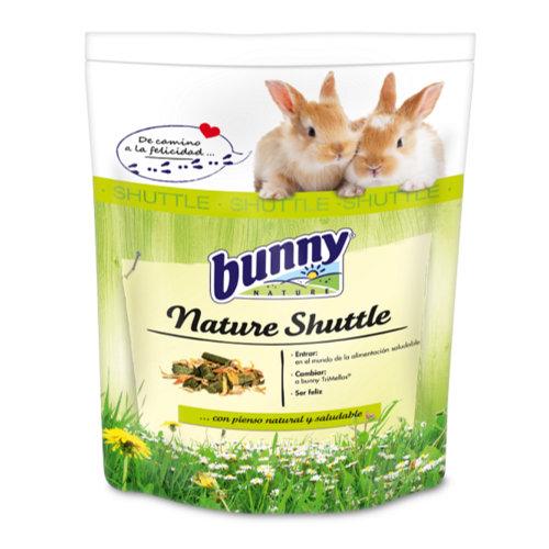 Ração completa de transição para coelhos Nature Shuttle Bunny