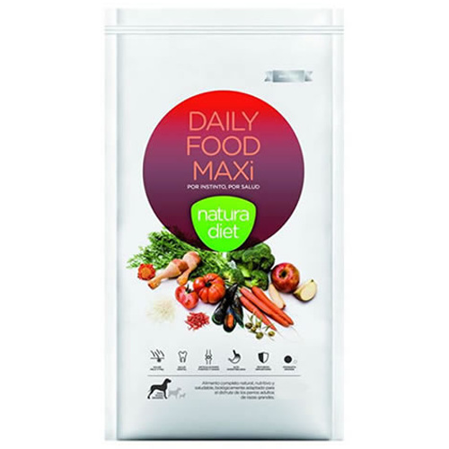 Ração para cães Natura Diet Daily Food Maxi para raças grandes