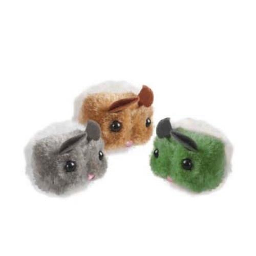 Rato tremeliques de corda para gatos