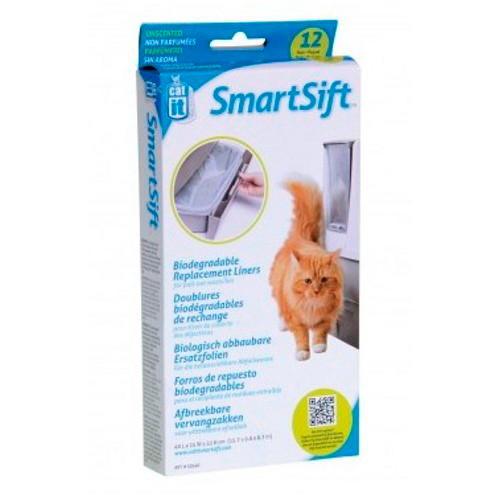Bolsas de recarga Bandeja sanitária Catit SmartSift