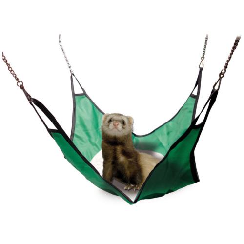 Rede de dormir de tecido para furões Fleece