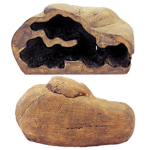 Refúgio com cova magnética para répteis de Exo Terra