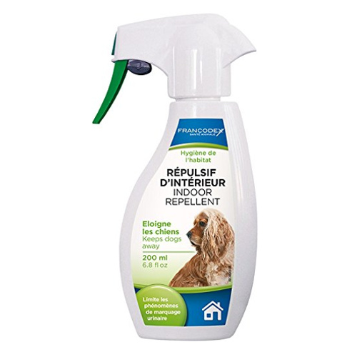 Repelente educativo em interiores para cães em spray Francodex