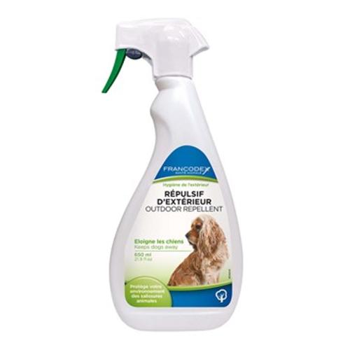 Repelente educativo em exteriores para cães em spray Francodex