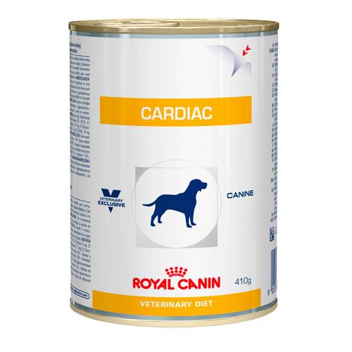 Royal Canin Cardiac Húmido pack