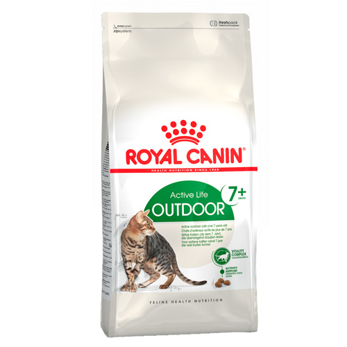 Royal Canin Feline Outdoor +7