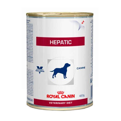 Royal Canin Hepatic Húmido