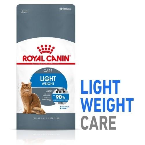 Royal Canin Light Weight Care raçÃo seca para gato adulto controle de peso