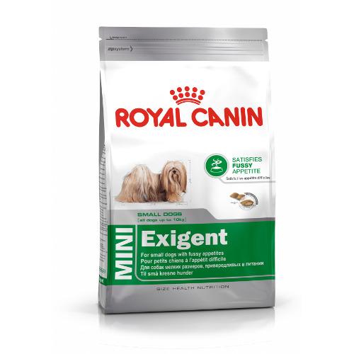 Royal Canin Mini Exigent ração para cães mini