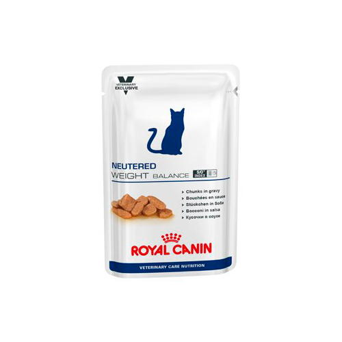 Royal Canin Feline Neutered Weight Balance Húmido