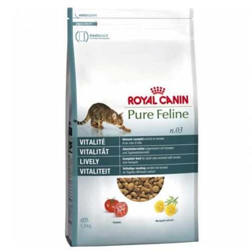Royal Canin Pure Feline n.03 Vitalidade