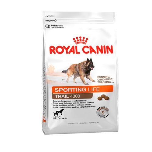 Royal Canin Sporting Life Trail 4300 ração para cães