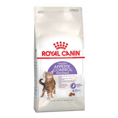 Royal Canin Sterilised Appetite Control para gatos