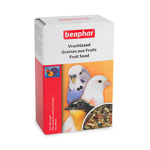 Sementes de frutas para todos os pássaros Beaphar