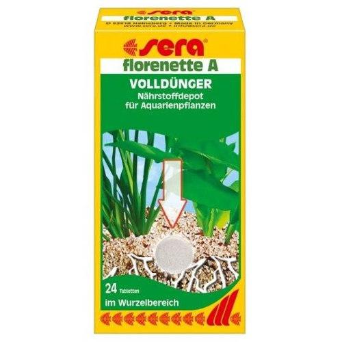 SERA Florenette A Fertilizante para plantas aquáticas