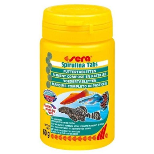 SERA Spirulina Tabs 100 Tabletes