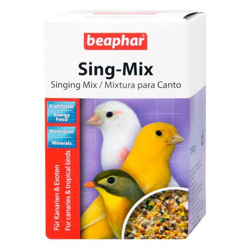 Alimento estimulante do canto Singing Mix Beaphar