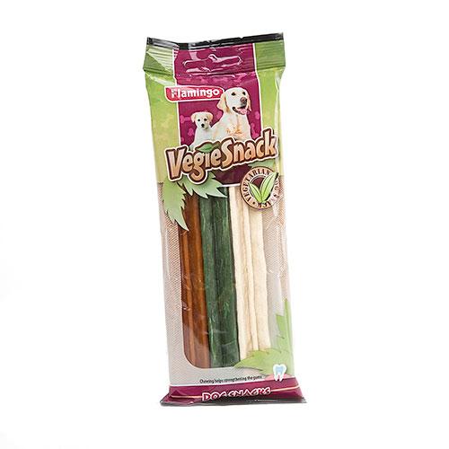 Snack cuidado dental cães Vegies