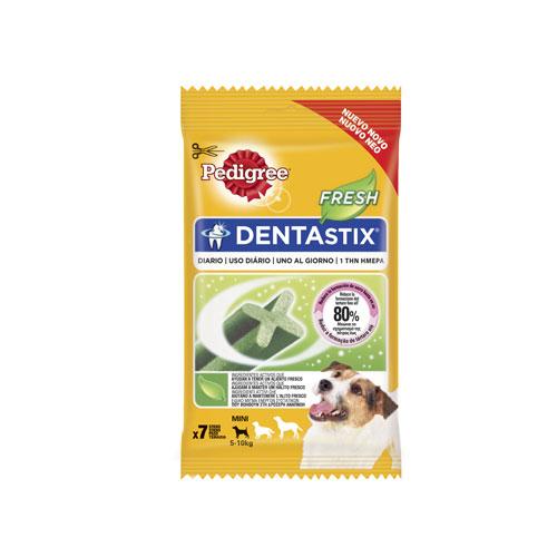 Pedigree Dentastix Fresh Mini snack dental para cães pequenos