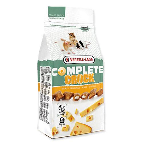 Snack para roedores Versele Laga Crock Complete Queijo