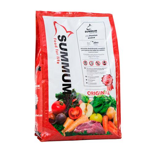 SUMMUM Artesano Alimento Rehidratáveis Concentrado para Cães