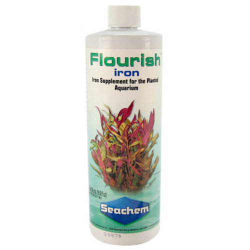 Suplemento de ferro para plantas Flourish Iron