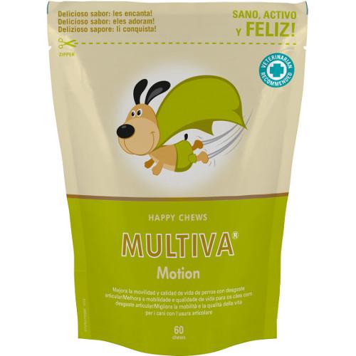 Suplemento nutricional para cães Multiva Motion articulações