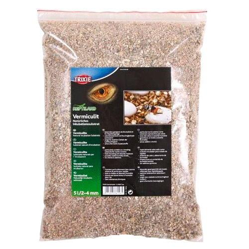 Vermiculita susbtrato natural para incubação de répteis