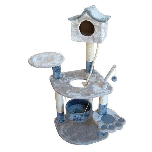 Arranhador para Gatos Casa Grande TK-Pet