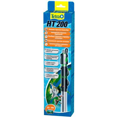 Termo-aquecedor automatico para aquários Tetra HT