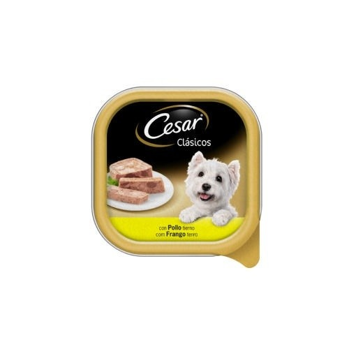 Terrine Paté de Frango Dog Cesar