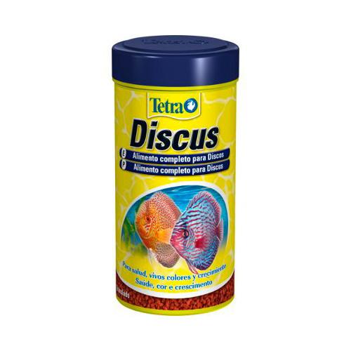Tetra Discus ração granulada para Discos