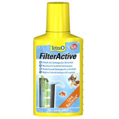 Tetra Filter Active cultivo de bactérias para aquários