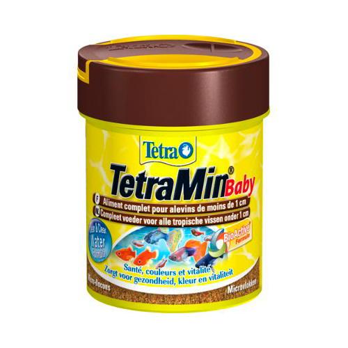 TetraMin Baby comida para crias até 1 cm