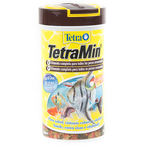 TetraMin Alimento em escamas