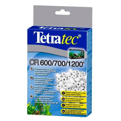 Tetratec CR anéis cerâmicos filtrantes