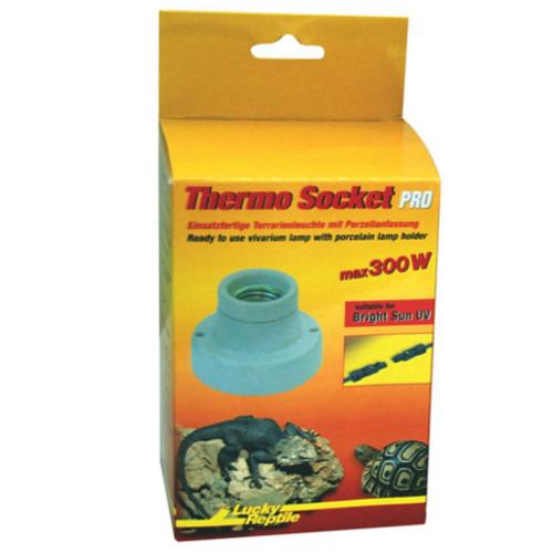 Thermo Socket Pro 300 Porta-lâmpadas de cerâmica para terrários