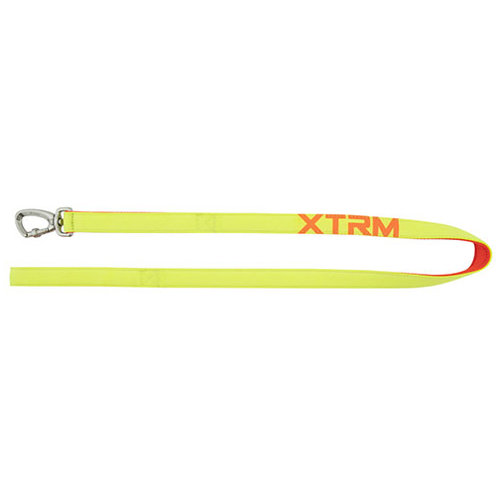 Trela de nylon X-TRM Neon Flash limão