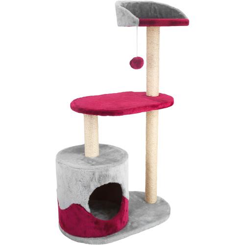 Trepador para gatos com plataformas Savanna Confort