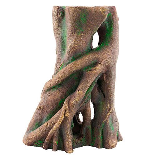 Tronco Nayeco de árvore mangue para aquários