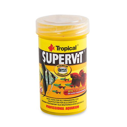 Tropical Supervit Granulat Alimento em grânulos
