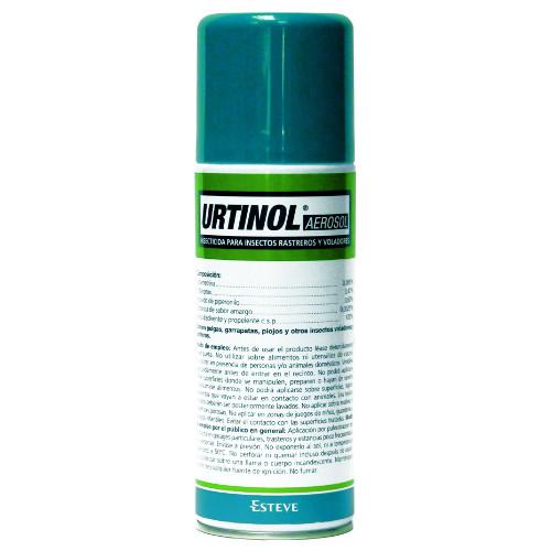 Urtinol antiparasitário ambiental para cães e gatos em spray