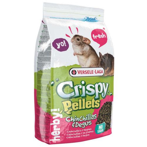 Versele-Laga Crispy pellets Chinchilla & Degu