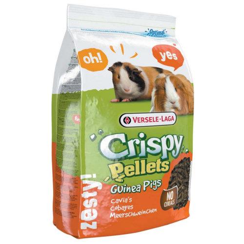 Versele-Laga Crispy pellets para Cobaias