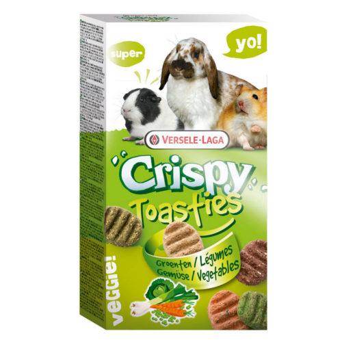 Versele-Laga Crispy Toasties para Roedores