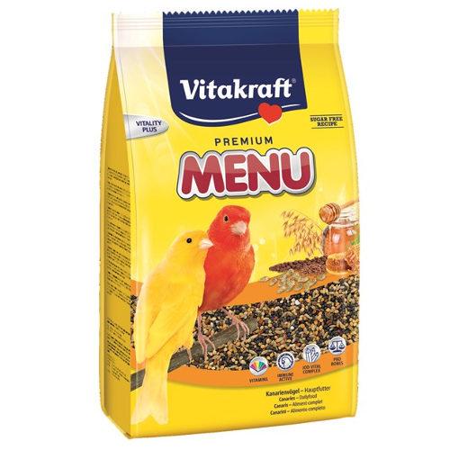 Vitakraft Menu Premium para canários