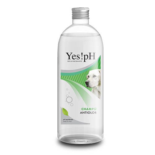 Yes!pH Champô anti-cheiro para cães e gatos