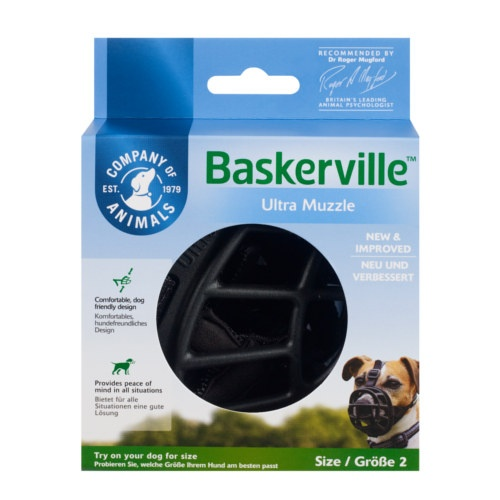 Açaimo Baskerville Ultra Muzzle