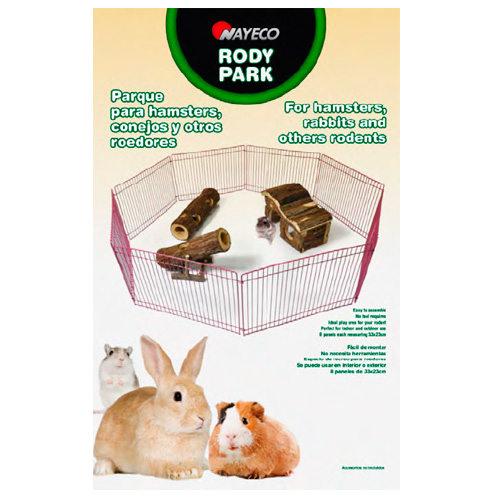 Parque para pequenos roedores Rody Park