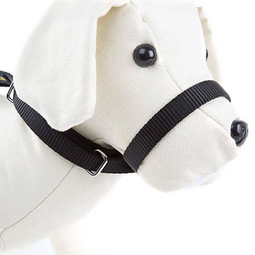 Canny Coleira de manejo para cães rebeldes Cor Preto